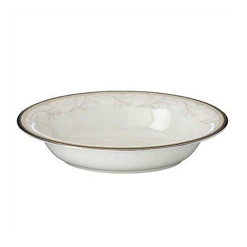 "Waterford Brocade 9.75"" Salad Bowl"