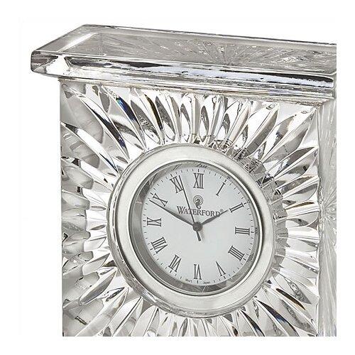 "Waterford Medallion 3"" Clock"