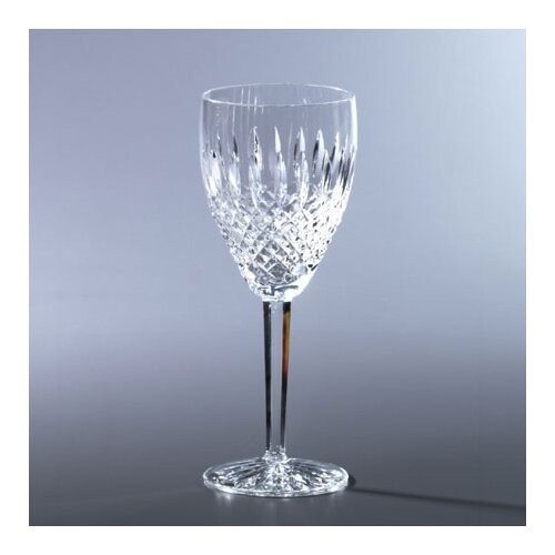 Waterford Castlemaine Stemware Goblet and Red Wine Glass