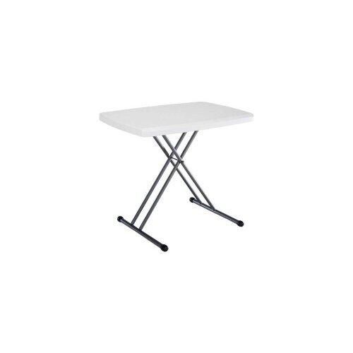 "Lifetime 20"" x 30"" Folding Table"
