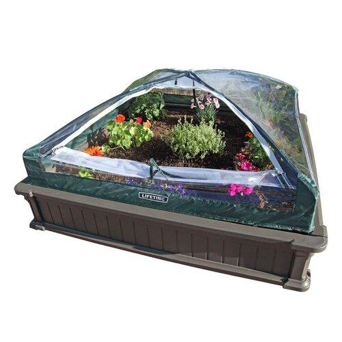 4' x 4' Stackable Raised Garden Bed Kit