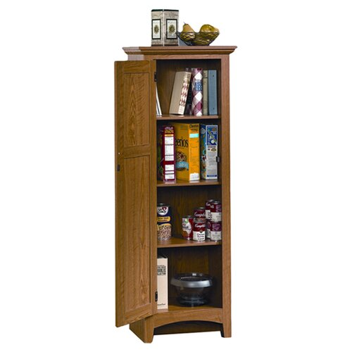 "Sauder Summer Home 61"" Kitchen Pantry"