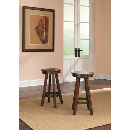 Carson Forge Kitchen Stool (Set of 2)