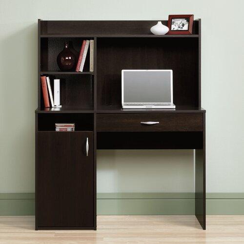 Wood Desktop Computer Desk Wayfair
