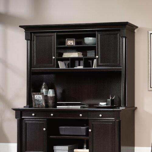 Sauder Avenue Eight Desk Hutch & Reviews | Wayfair Supply