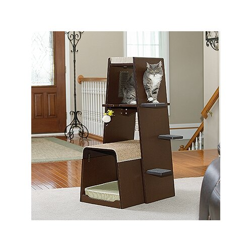 43 Modular Modern Cat Condo Wayfair Supply