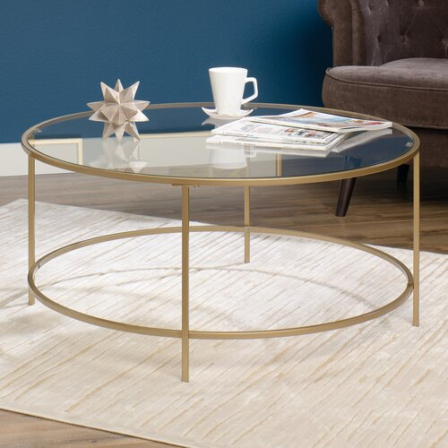 Sauder International Lux Coffee Table
