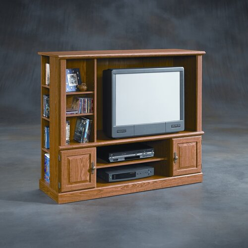 Sauder Entertainment Center | Hayneedle