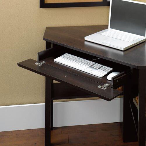 Sauder Beginnings Corner Writing Desk