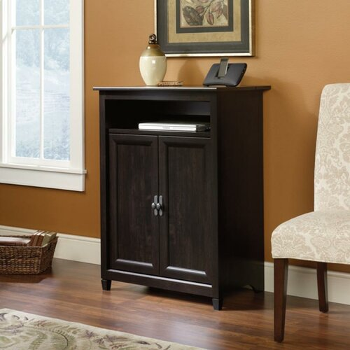 "Sauder Edge Water 29.25"" SmartCenter Storage Cabinet"