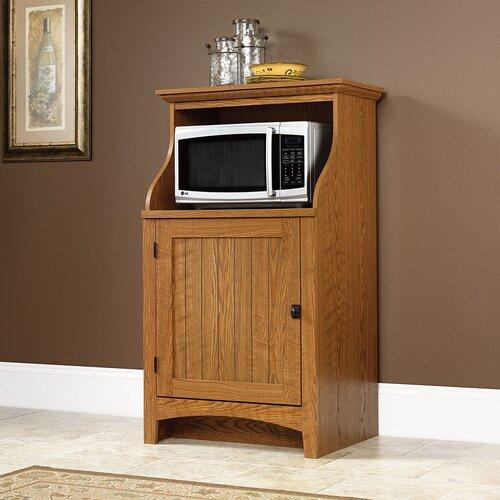Sauder Summer Home Microwave Cart Amp Reviews Wayfair