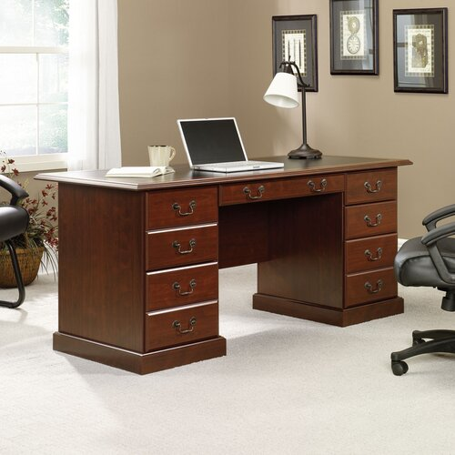 Sauder Heritage Hill Executive Desk