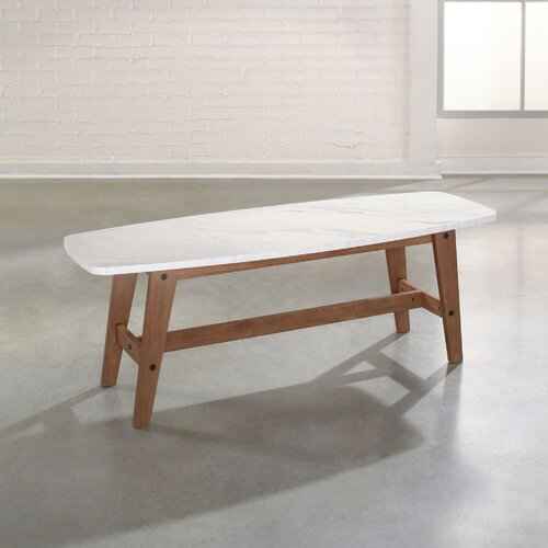 Marble Coffee Table Walmart: Sauder Soft Modern Coffee Table & Reviews
