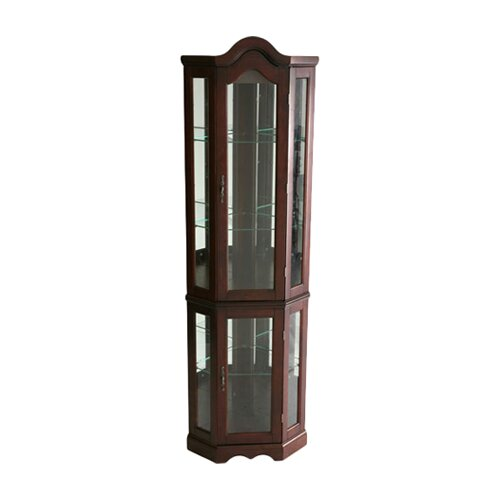 Wildon Home ® Kennedy Curio Cabinet