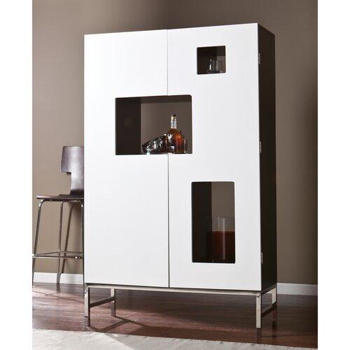 Halden Wine / Bar Cabinet