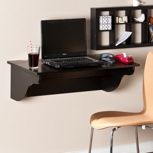 Wildon Home 174 Berino Wall Floating Desk