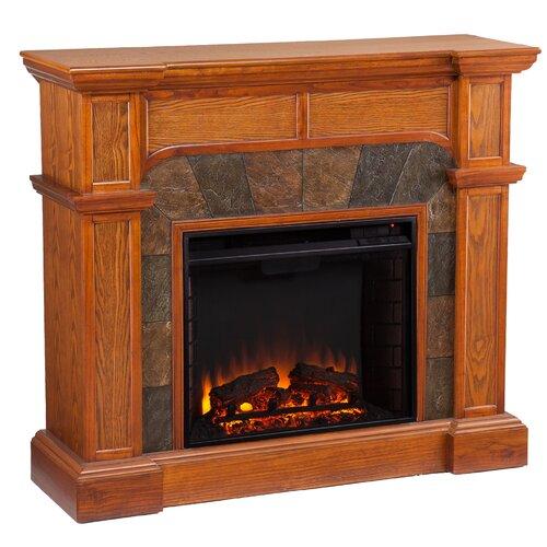 Wildon Home ® Market Electric Fireplace I
