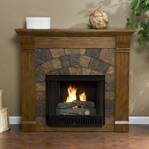 Wildon Home ® Blake Gel Fuel Fireplace
