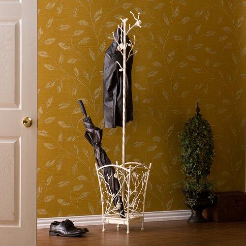 Wildon Home ® Bluewood Bird and Branch Coat Rack