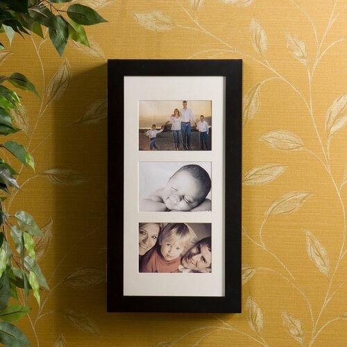 Wildon Home ® Marilu Photo Display Wall Mounted Jewelry Armoire