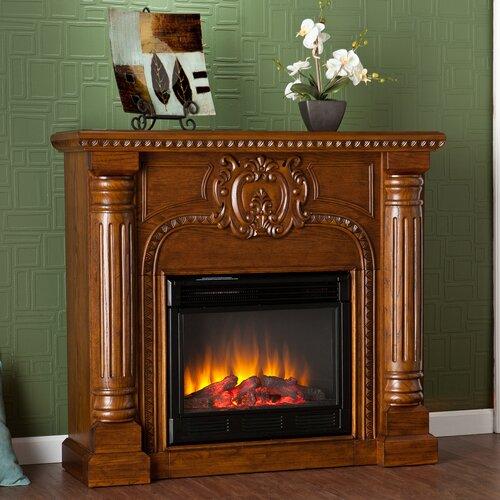 Wildon Home ® Crawford Electric Fireplace