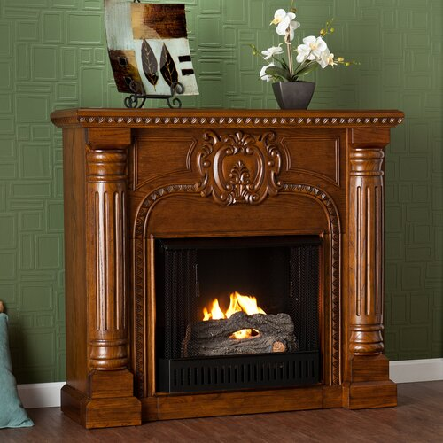Wildon Home ® Crawford Gel Fuel Fireplace