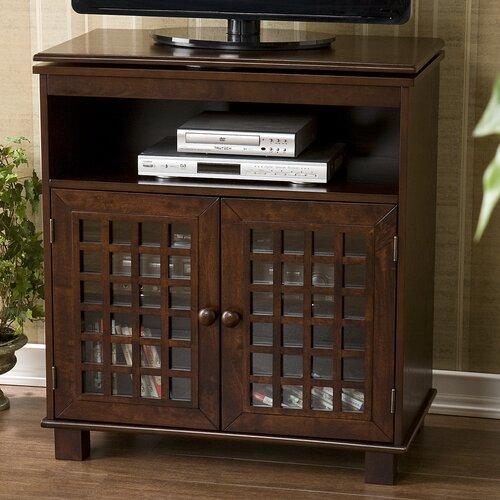 "Wildon Home ® Barrick Swivel Top 28"" TV Stand"