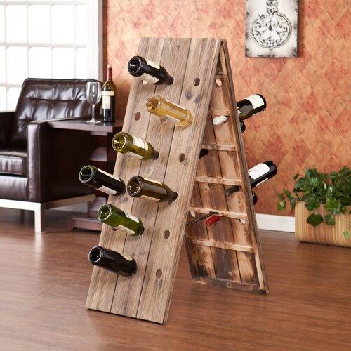 Wicklow 36 Bottle Riddling Wine Rack