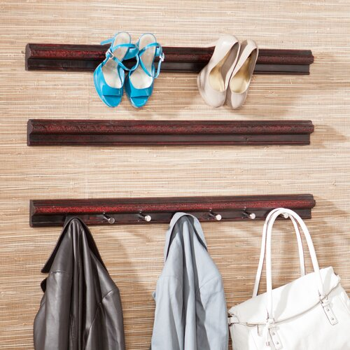 ore hanger 10 pair shoe rack reviews wayfair