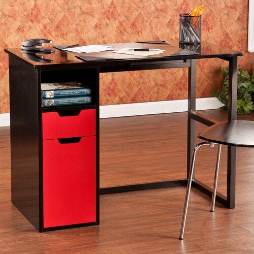 Wildon Home ® Benton Writing Desk with Storage