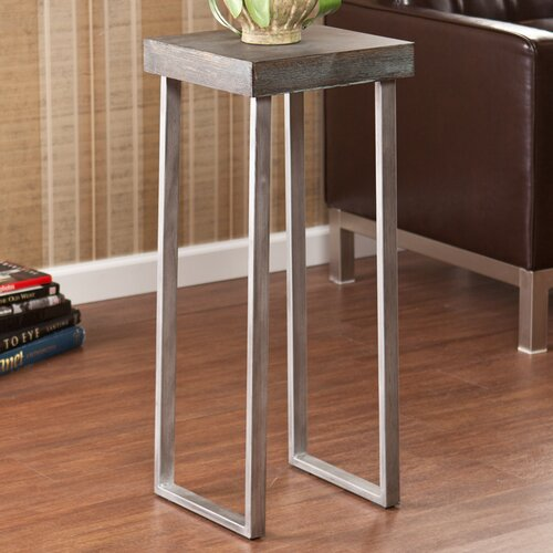 Newberry Pedestal Accent Table