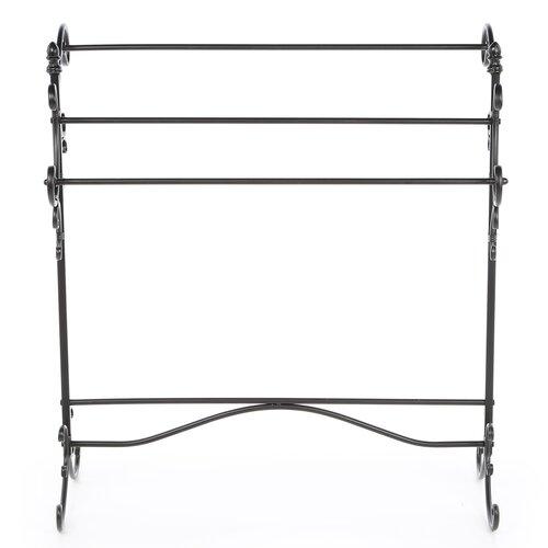 Wildon Home ® Beacon Iron Quilt Rack