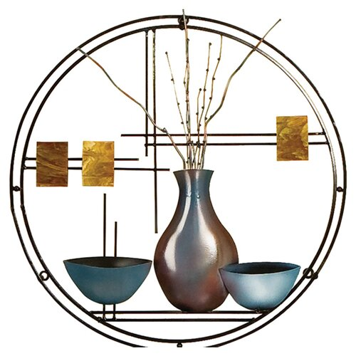 Wildon Home ® Romney Vase & Bowl Wall Décor