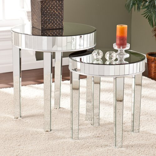 Wildon Home ® Abel 2 Piece Nesting Tables