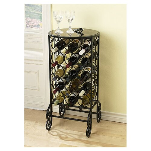 McFall 15 Bottle Wine Rack