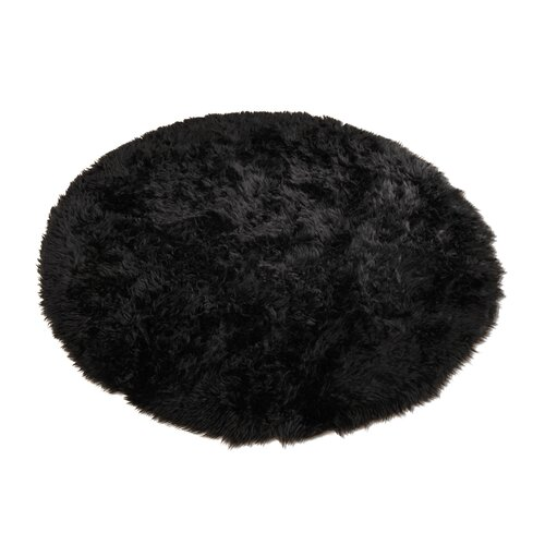 Walk On Me Animal Black Rug