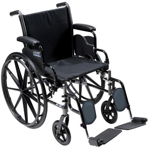 Cruiser III Lightweight Bariatric Wheelchair