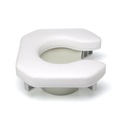 Drive Medical Padded Raised Toilet Seat Riser Amp Reviews