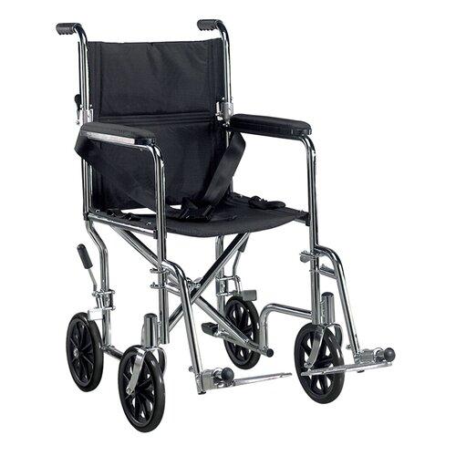 Go Kart Ultra Lightweight Transport Wheelchair