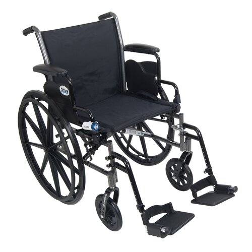 Drive Medical Go Mobility Rollator Light