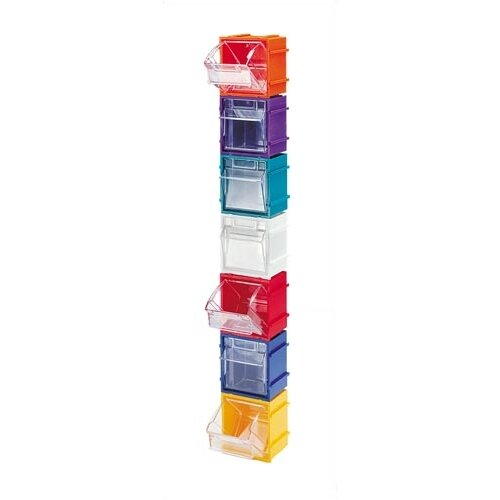 "Quantum Storage Mini Individual Tip Out Bin (2 3/4"" H)"
