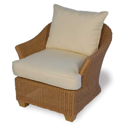 Lloyd Flanders Napa Deep Seating Chair with Cushions