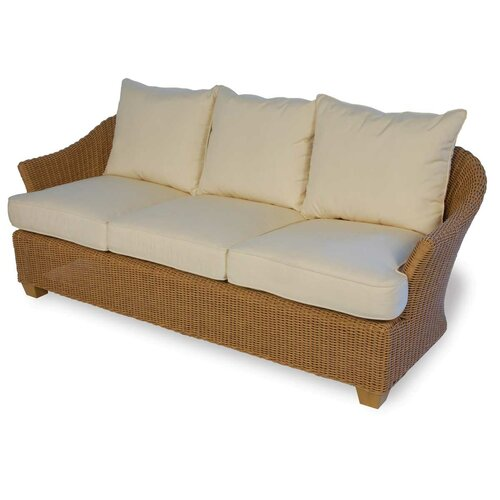 Lloyd Flanders Napa Sofa with Cushions