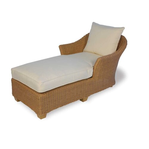 Lloyd Flanders Napa Chaise Lounge