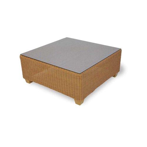 Lloyd Flanders Napa Square Coffee Table
