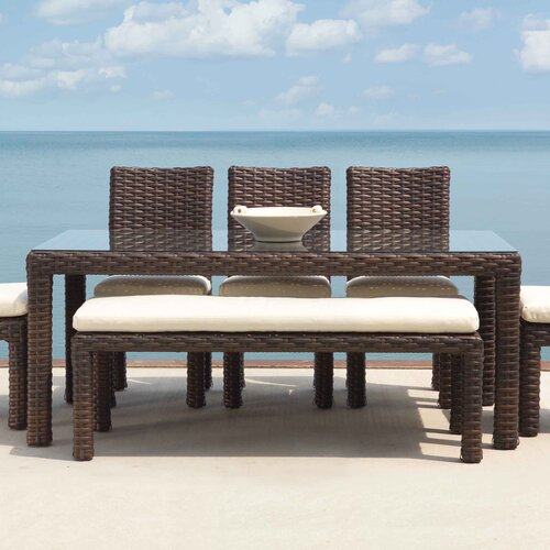 Contempo Rectangle Coffee Table
