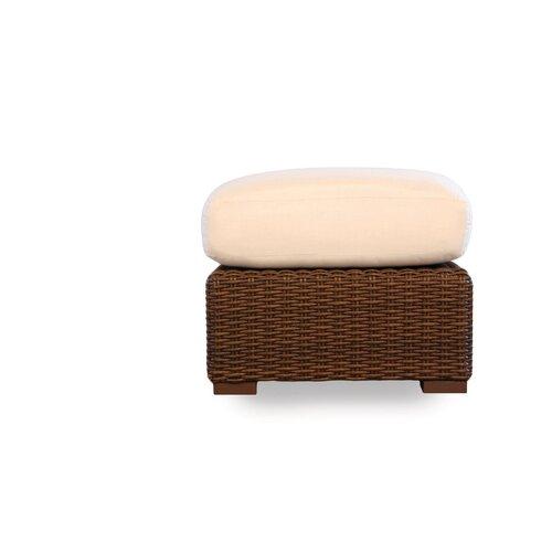 Mesa Ottoman with Cushion