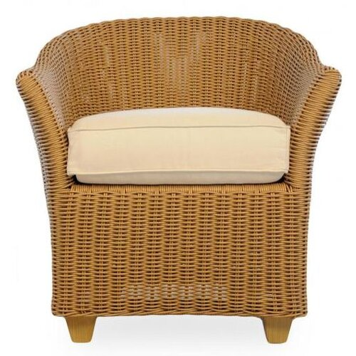 Lloyd Flanders Napa Dining Arm Chair with Cushion