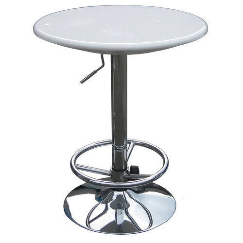 Boraam Industries Inc Luna Adjustable Height Dining Table