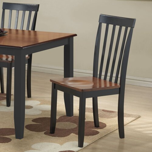 Boraam Industries Inc Bloomington Side Chair (Set of 2)
